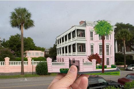 Michael Hughes Period House Charleston Sc Souvenir