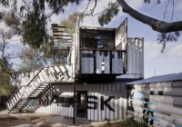 Creative Shipping Container Playground Design
