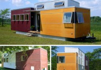 Creative Modern Mobile Home
