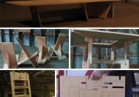 Creative Flat Pack Furniture Designs