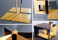 Flat Pack Bookcase Design