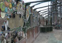 Art Park Created from Recycled Materials