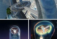 Creative Sustainable Skyscraper in Dubai