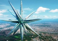 Superstar Sustainable Star City Design