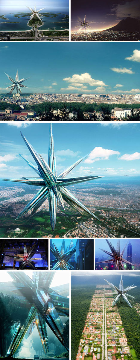 Superstar Sustainable Star City Design