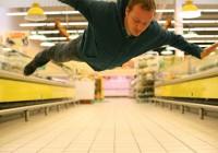 Denis Darzacq Photograpy supermarket