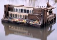 Chris Jordan - In Katrina's Wake - church organ