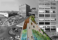 High Line Railroad to City Park Conversion