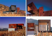 Steel Concrete Prefab Home
