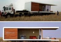 Small Modern Prefab Home