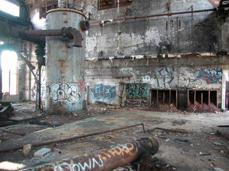abandoned carondelet coke plant