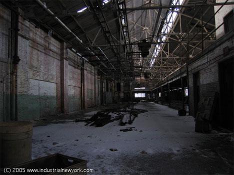 abandoned delco plant rochester ny