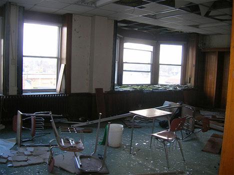 abandoned school ohio