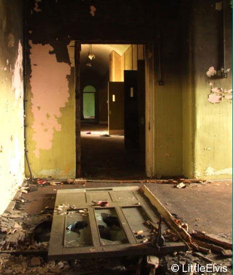 Planet Amusing: 7 Haunting Deserted Hotels, Hospitals