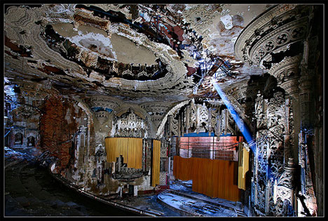 abandoned theater detroit