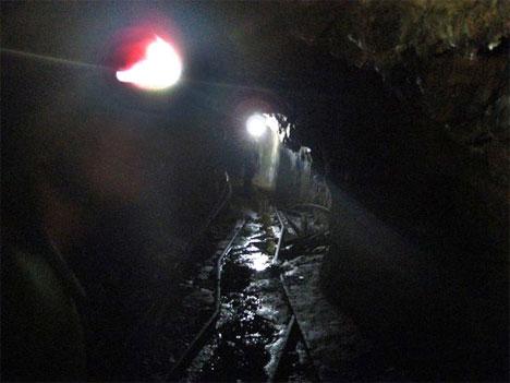 cascade pass abandoned mine