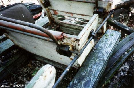 chippewa lake abandoned amusement park