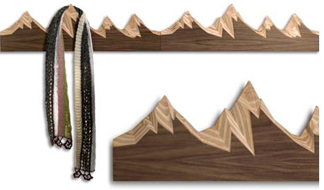 Range Coat Rack