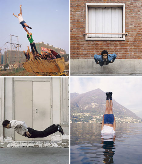 Denis Darzacq and Li Wei photography in motion