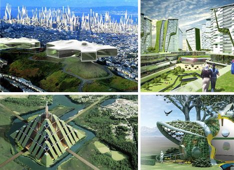 Green Architecture on Futuristic Green Architecture And Design Jpg