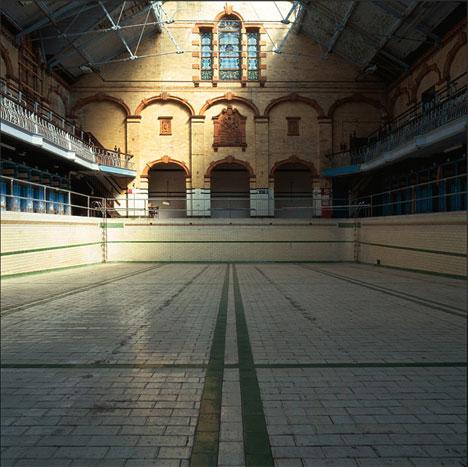 gigi cifali abandoned pool