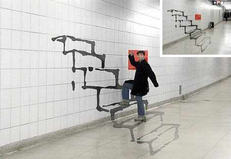 20 Artistic Wall-Warping Architectural Optical Illusions | Urbanist