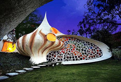 Organic Architecture organic architecture: 12 beautifully curved buildings | urbanist