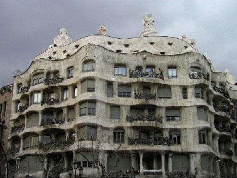 Organic Architecture organic architecture: 12 beautifully curved buildings   urbanist