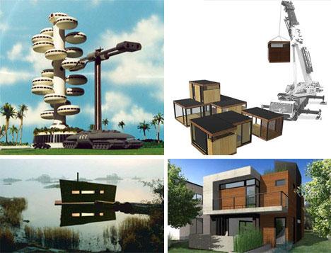 . 42 Modern Prefab Buildings   Flat Pack Furniture Designs   Urbanist