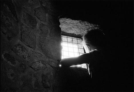 richard vanek black and white photo