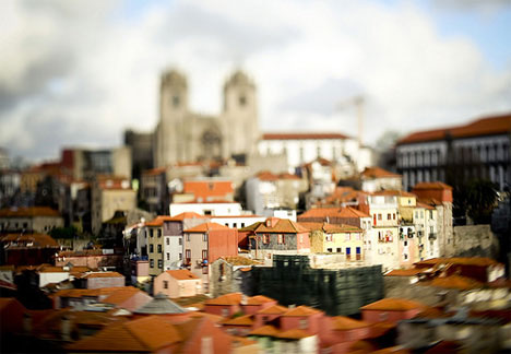 Ronaldo Fonseca tilt shift photography