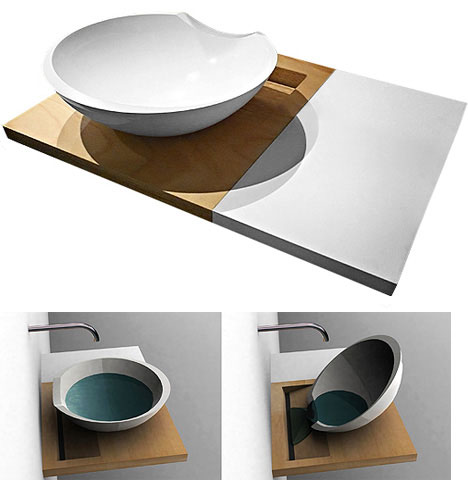 Sweet Sinks: 16 Modern Sink & Wash Basin Designs Urbanist
