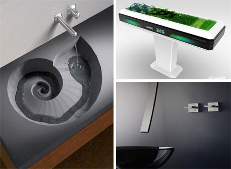 Modern Designs Simple Sweet Sinks 16 Modern Sink & Wash Basin Designs  Urbanist Decorating Design