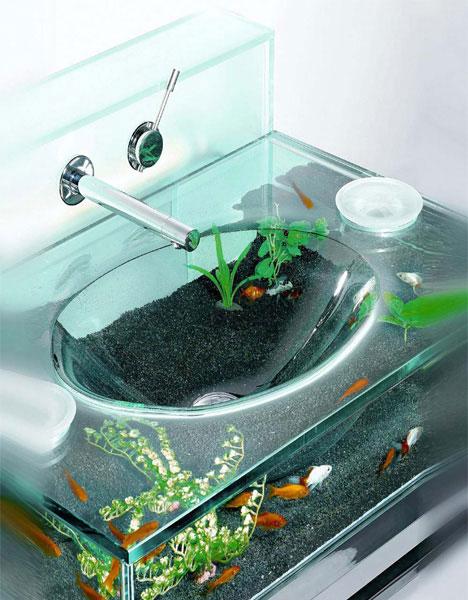 Sweet Sinks 16 Modern Sink Amp Wash Basin Designs Urbanist