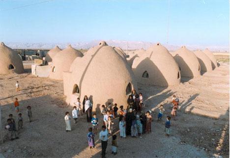 superadobe refugee housing & 16 Lifesaving Temporary Emergency u0026 Disaster Shelters | Urbanist