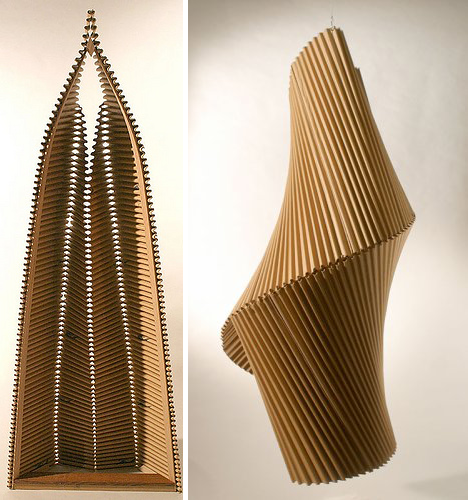 Out of the Box Sculptures 5 Amazing Cardboard Artists