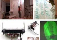 Geek Graffiti Pixel Paint Roller