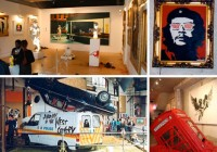 Other Banksy Art Gallery Exhibitions