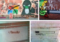 Even More Geek Art and Graffiti