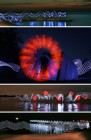 Elegant Light Art Tracings of Illum