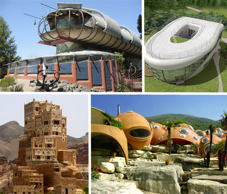 Top 15 Most Amazing Exotic Houses In The World Urbanist