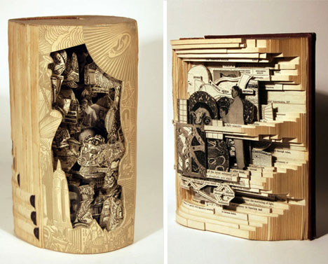 Of The Worlds Most Creative Papercraft Artists Urbanist - Amazing artist carves beautiful designs paper