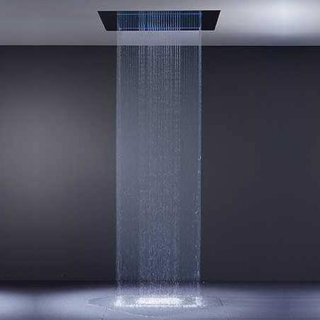 18 Creative Modern Baths Sexy Shower Designs Urbanist