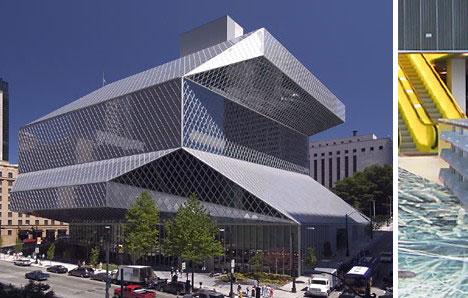 Bookish Buildings Dazzling Modern Library Designs Urbanist