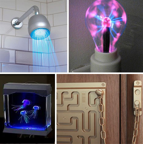 Geeks Spend A Lot Of Time At Home And Often Apply Their Peculiar  Preferences To The Fixtures And Fittings. These 15 Geeky Home Gadgets And  Accessories Offer ...