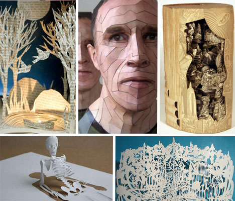15 of the World's Most Creative Papercraft Artists | Urbanist