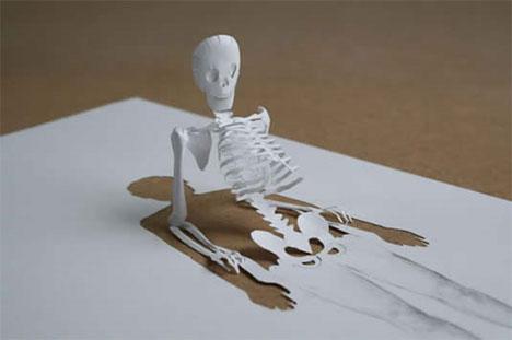 3d Paper Sculpture Ideas