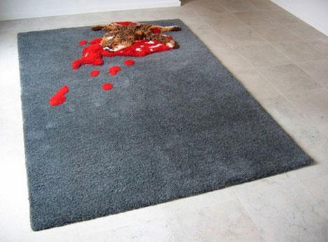 Splat rug