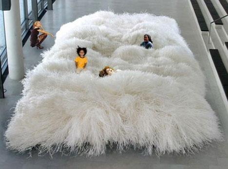 Dialogue carpet