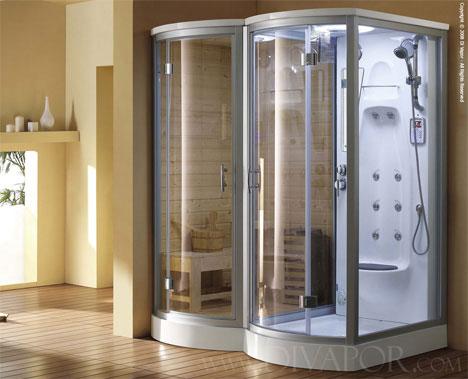 18 creative modern baths & sexy shower designs | urbanist